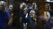Muslim Brotherhood leader Badie sentenced to life in jail