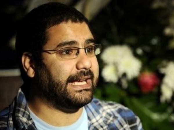 محكمة مصرية تأمر بإعادة حبس الناشط علاء عبدالفتاح