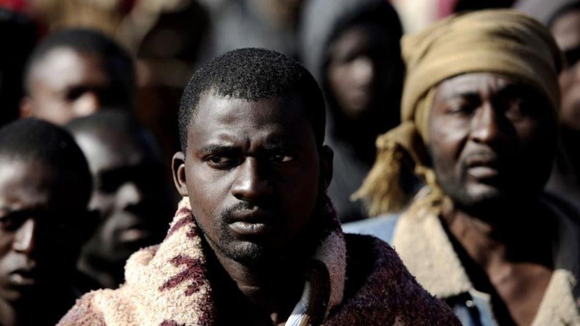 afria refugess
