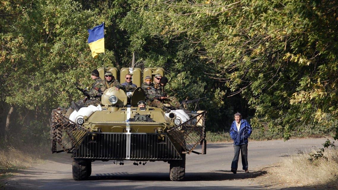 Donetsk AFP