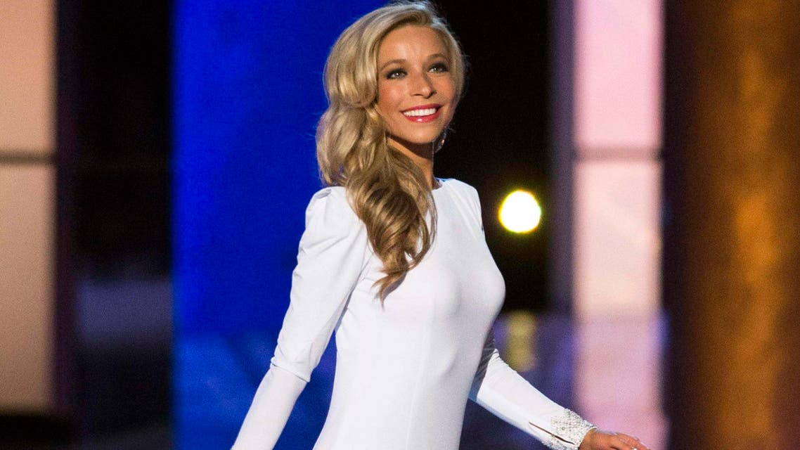 Miss New York crowned Miss America 2015