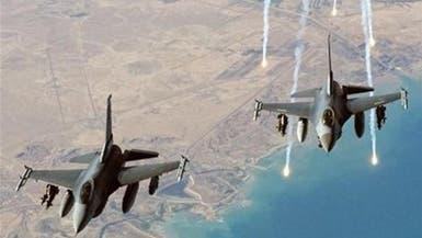 ليبيا.. 8 غارات جوية أميركية على مواقع داعش بسرت