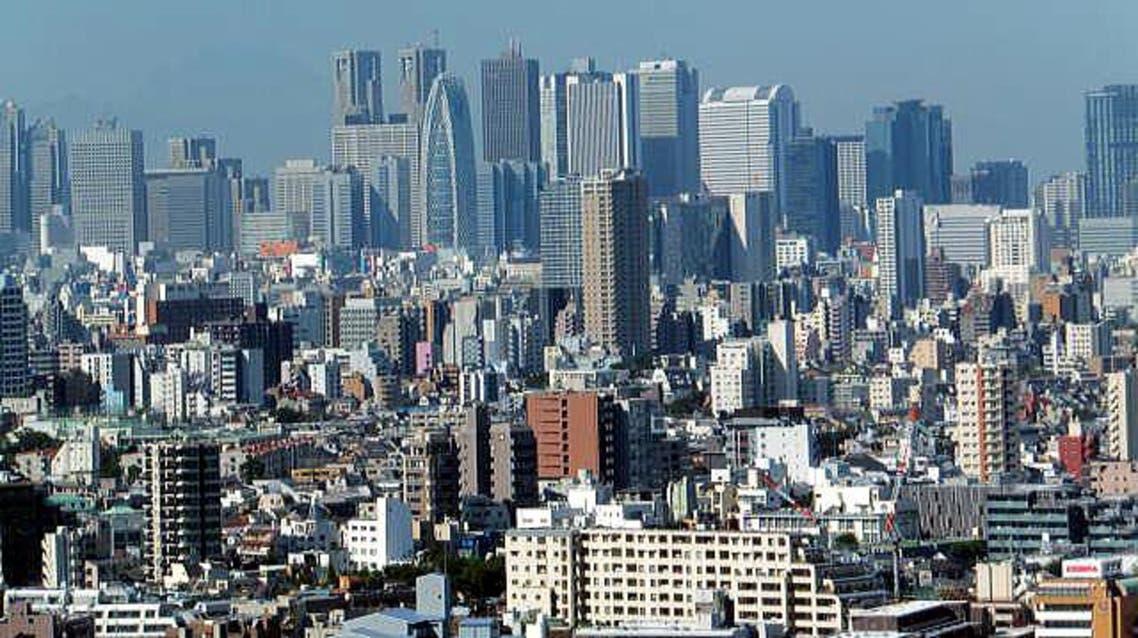 """زلزال قوي في اليابان وناطحات طوكيو """"تهتز"""""""
