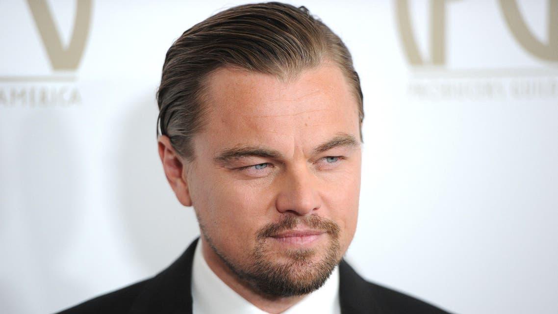 Leonardo DiCaprio AFP