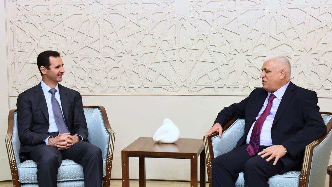 Assad Faleh al-Fayyad AFP