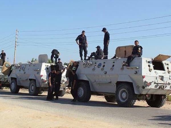 الداخلية المصرية تعلن مقتل 5 من بيت المقدس بالشرقية
