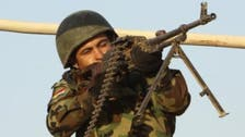 Iraqi Kurds fight ISIS with aged weapons