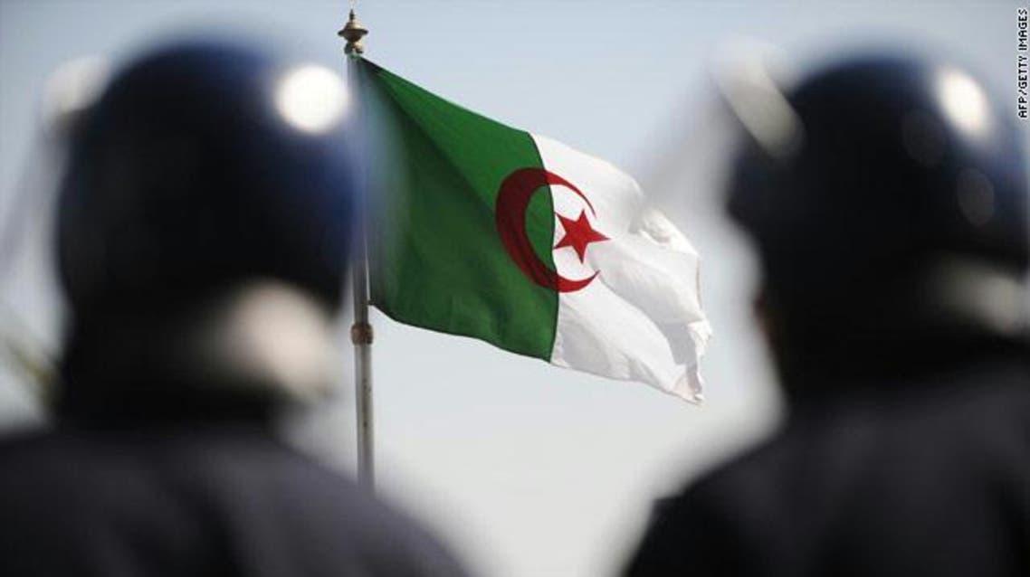 الأمن الجزائرية