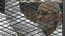 اخوان کے سربراہ کو تیسری بار عمر قید کی سزا