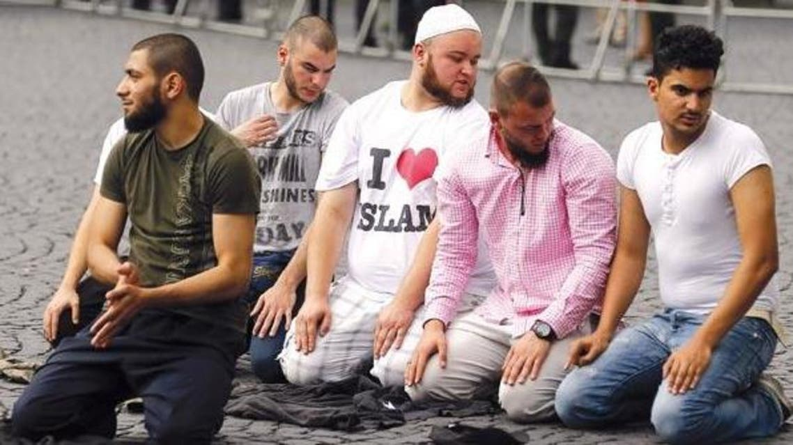 Muslims Germany Reuters