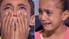 Children receive news of mother's death live on Egypt TV show