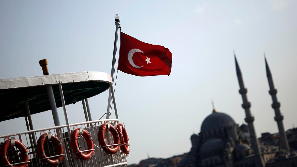 turkey flag religion reuters