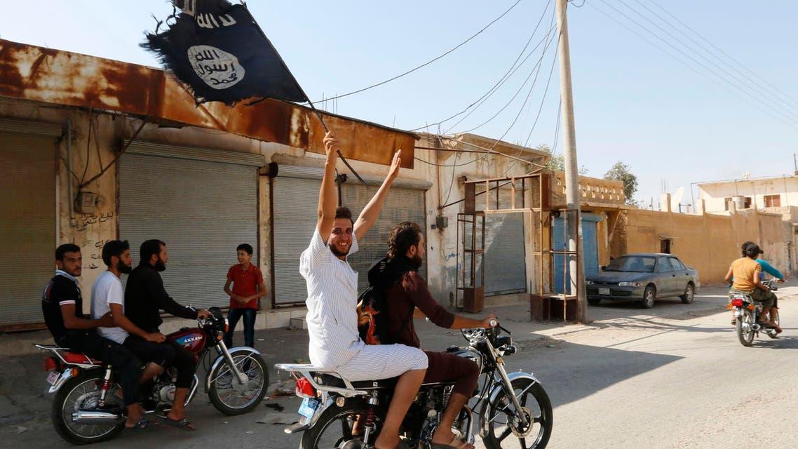 ISIS raqqa reuters syria