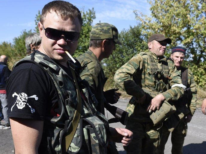 مقتل مدنيين في دونيتسك غداة تنازل للانفصاليين