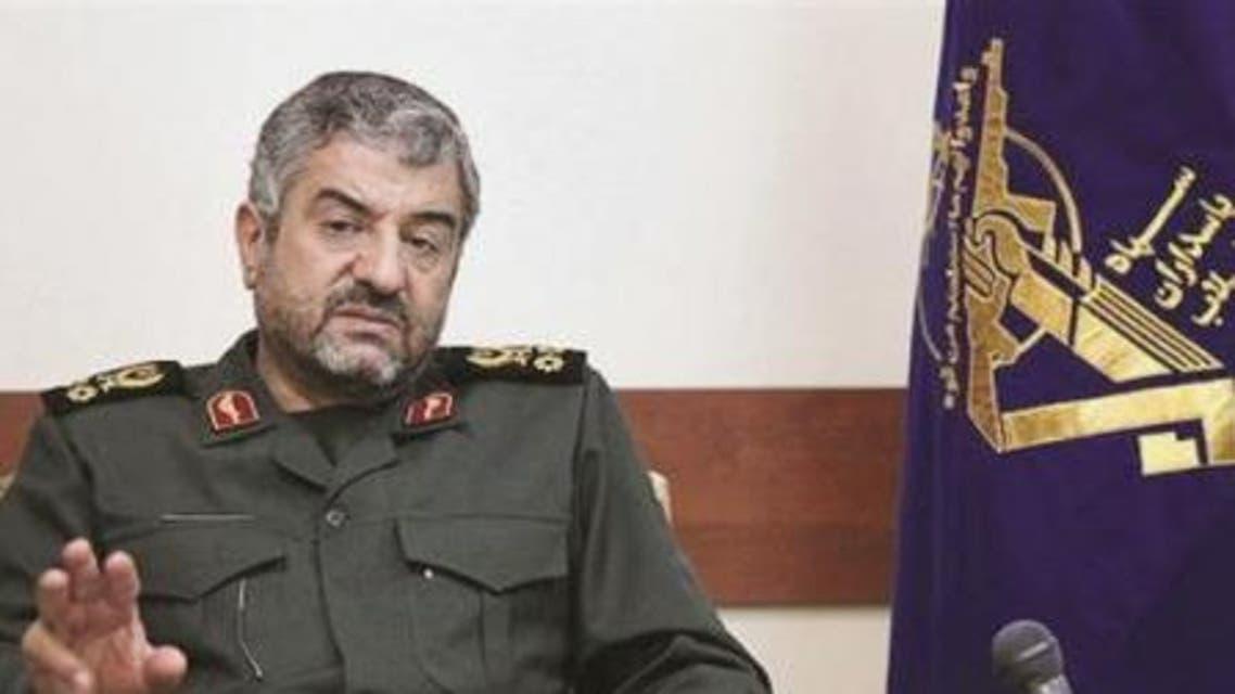 محمد علي جعفري القائد العام لقوات الحرس الثوري الإيراني