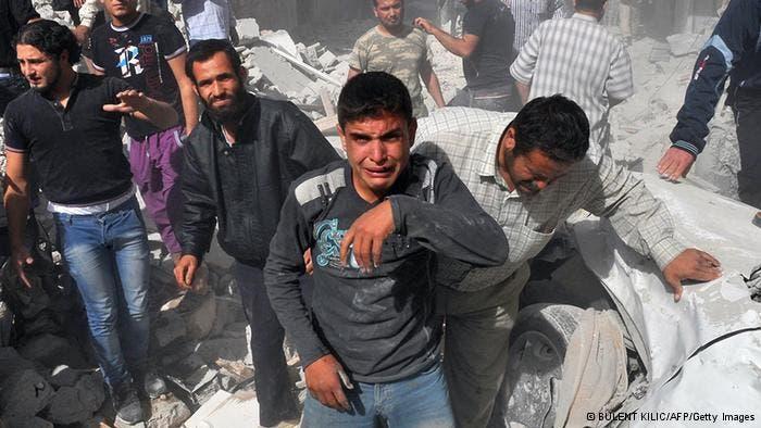 جرائم الحرب في سوريا