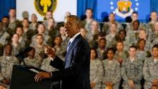أوباما يبحث التصدي للجماعات المتطرفة بسوريا والعراق