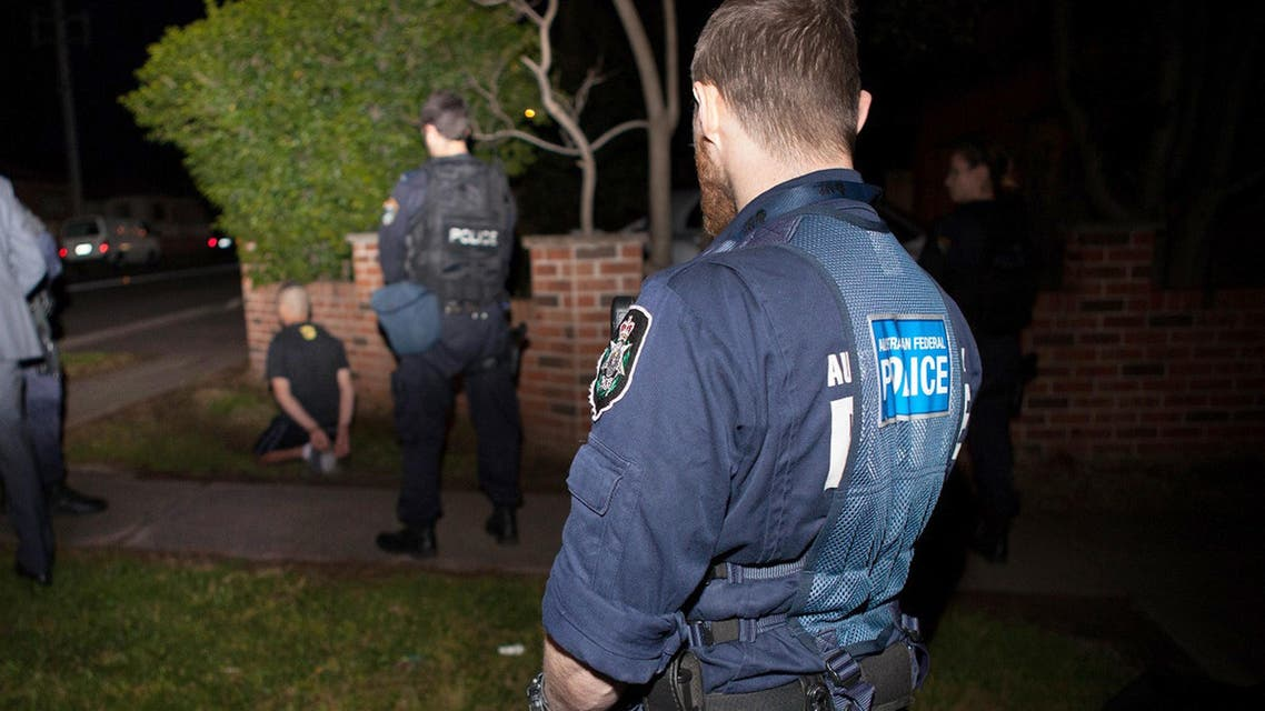 australia arrest isi sisl استراليا توقيف داعش