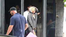 Lady Gaga dons hijab for shopping in Istanbul