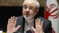 Iran's FM: U.S. 'obsessed' with sanctions against Tehran