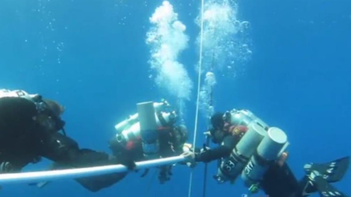 egypt diver h2o divers dahab ahmed gabr