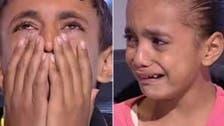 دو مصری بچوں کیلیے ماں کے انتقال کی خبر لائیو پروگرام میں