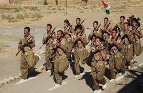 پیشمرگه کردستان ایران