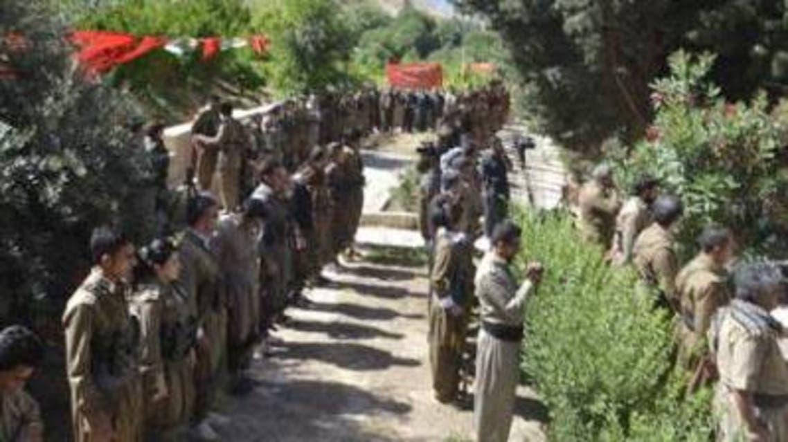 کردستان ایران -پیشمرگه