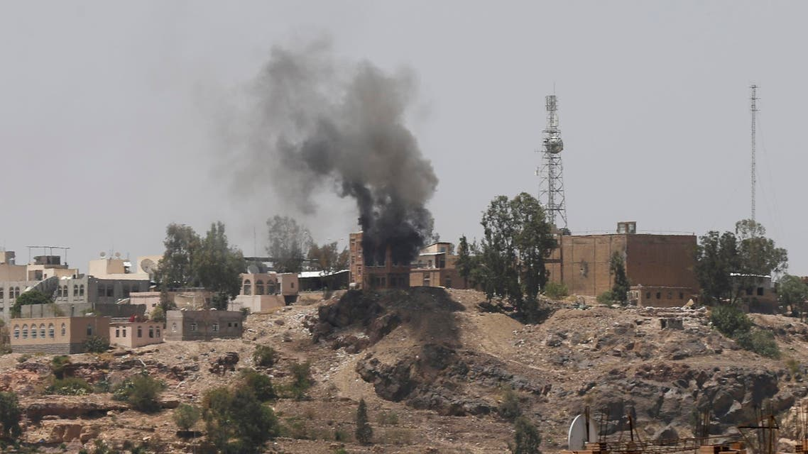 Yemen state television Reuters