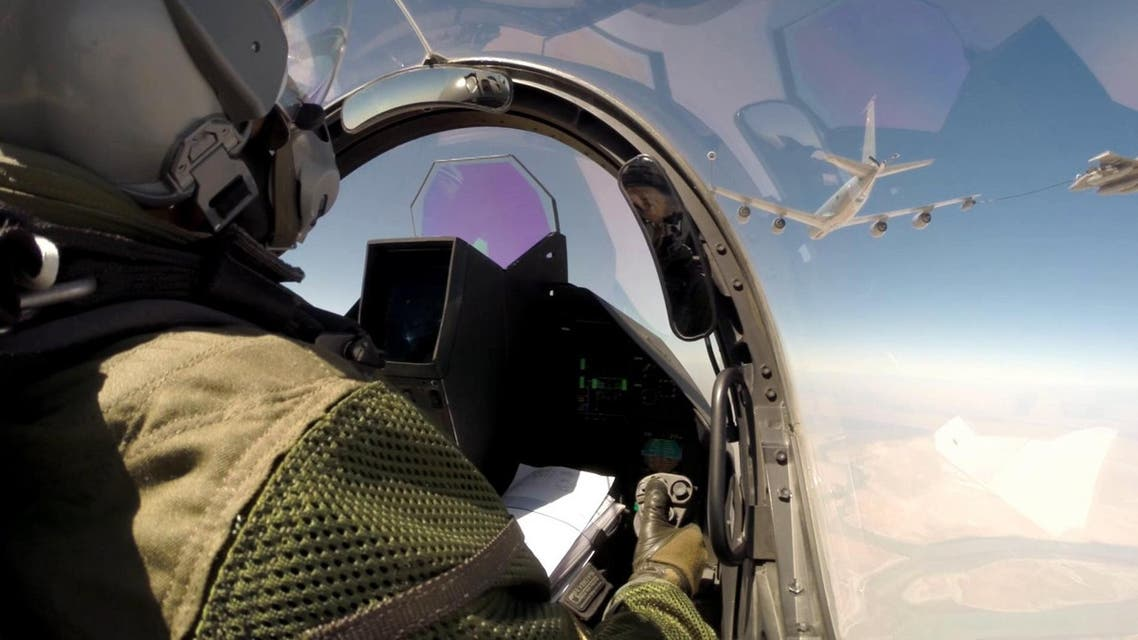 French Rafale AFP