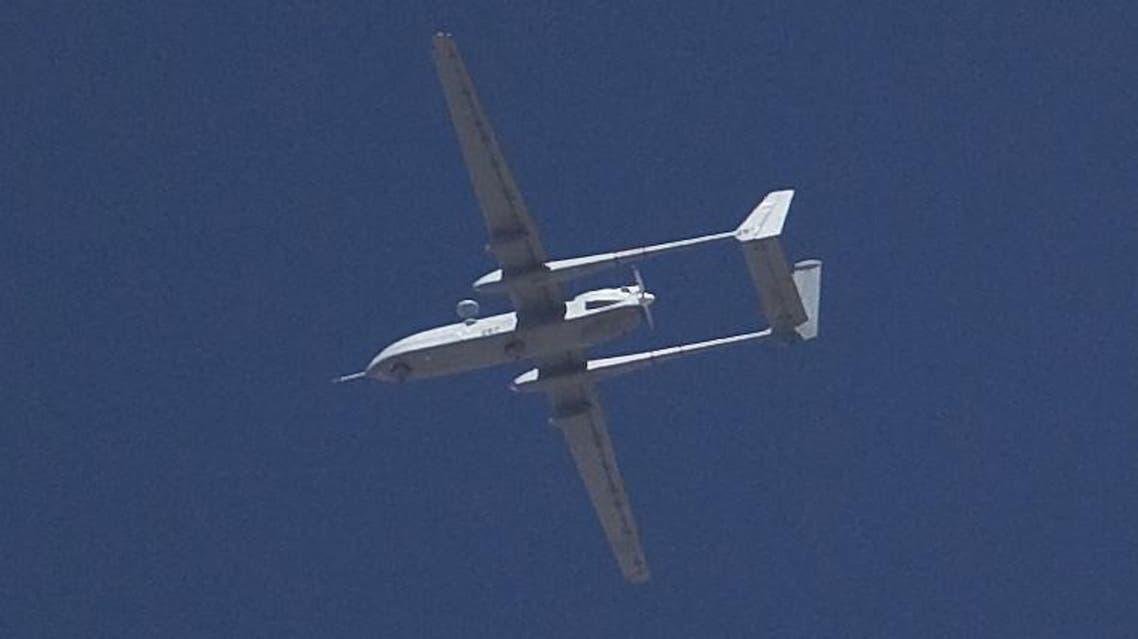 طائرة بدون طيار اسرائيلية إسرائيل drone israel