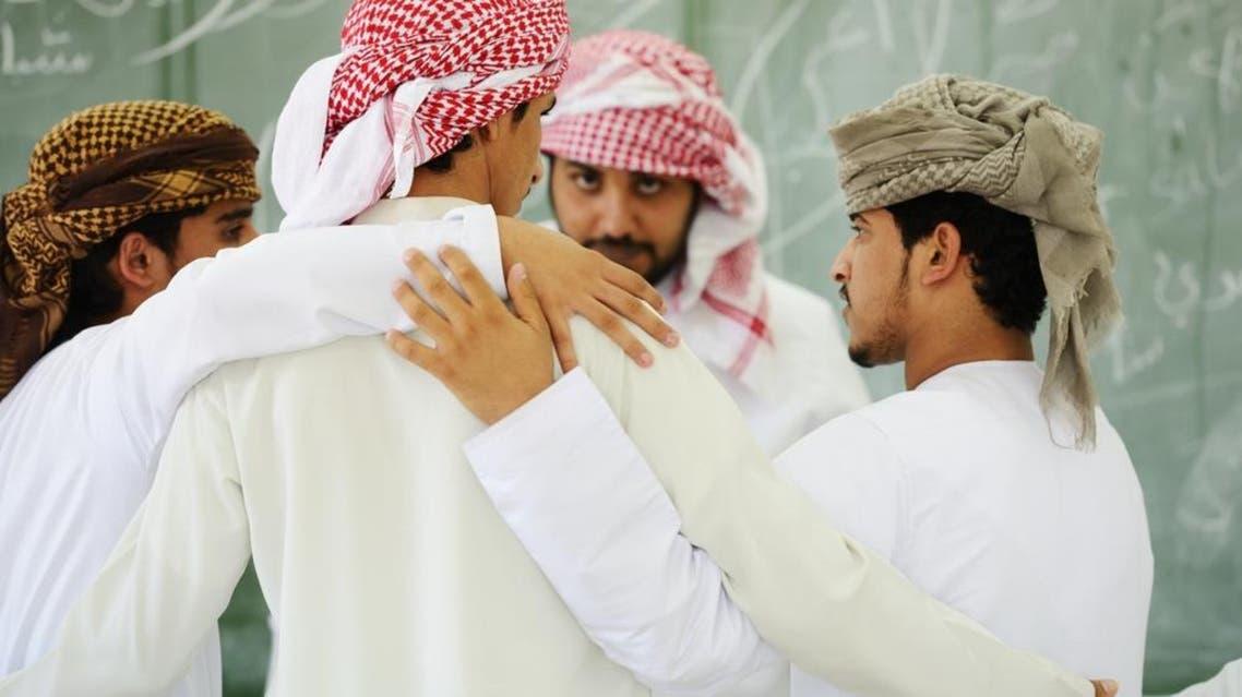 saudi gulf arab youth shutterstock