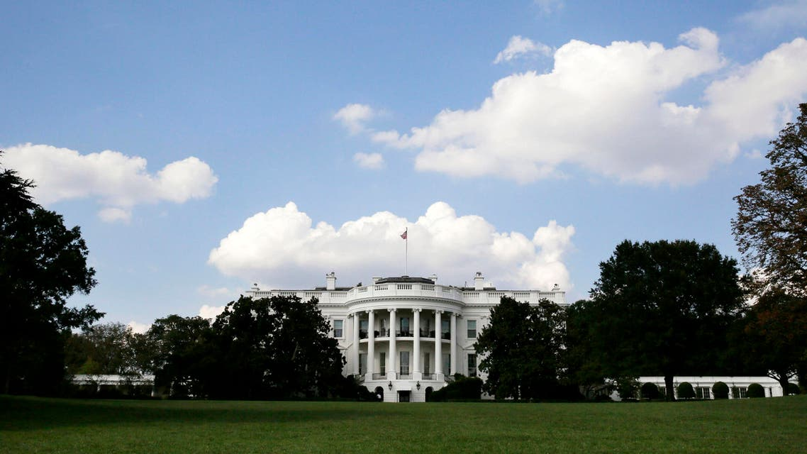The White House is pictured from the South Lawn in Washington, September 18, 2014. (Reuters)