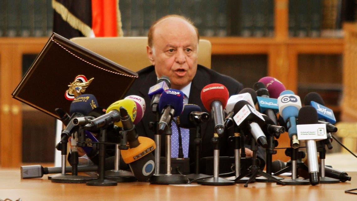 President Hadi Reuters