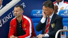 هيوز يرشح غيغز لتولي تدريب مانشستر يونايتد