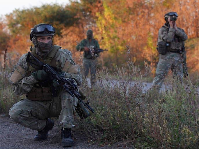 مقتل جنديين أوكرانيين في الشرق الانفصالي