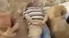 Lebanon army distances itself from abused Syrians video