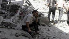 النظام يستهدف أحياء سوريا السكنية بالأسلحة الثقيلة