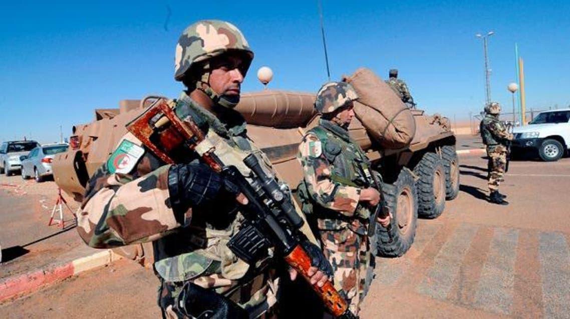 الجيش الجزائري