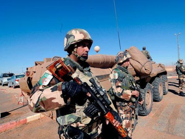 """الجيش الجزائري يعلن قتل """"إرهابي خطير"""""""