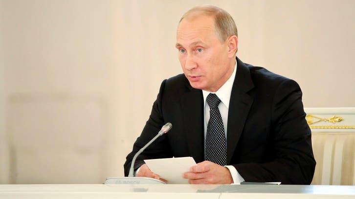 بوتين يستبعد احتمال اندلاع حرب مع أوكرانيا