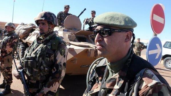 """عناصر من الجيش الجزائري """"أرشيفية"""""""