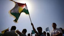 Kurdish fighters stop ISIS near Syrian border city