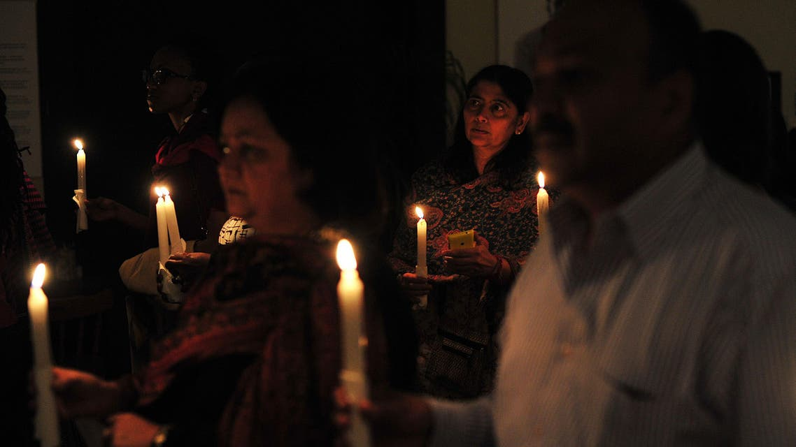Candlelight vigil marks Westgate attack anniversary
