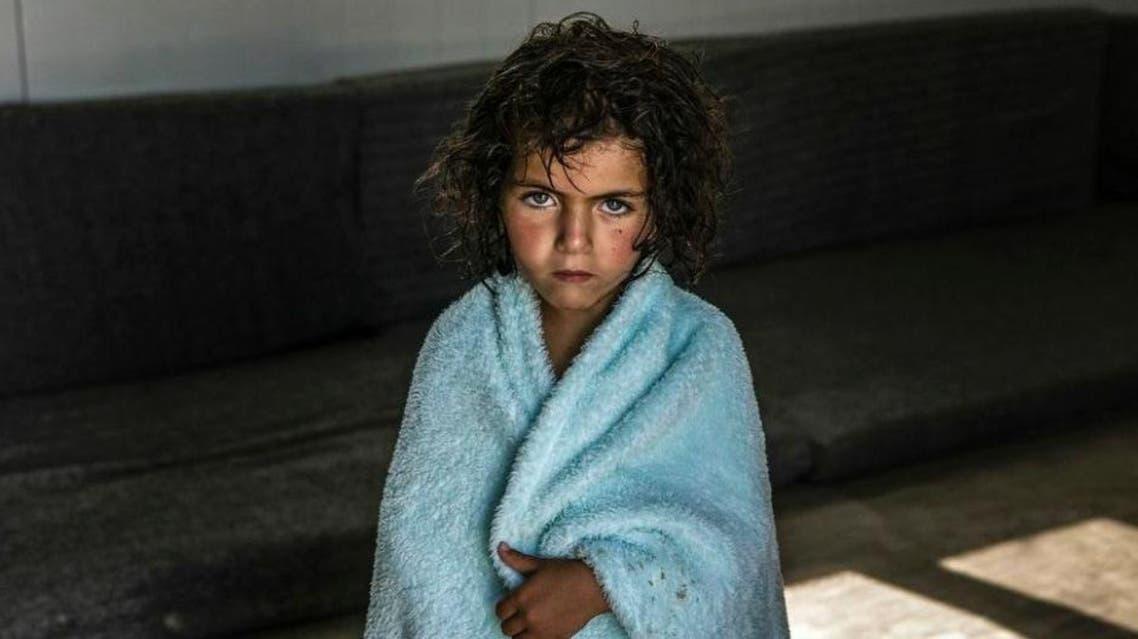 أطفال اللجوء السوري