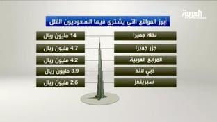80 % من مستثمري السعودية بدبي يشترون شققا و20% للفلل