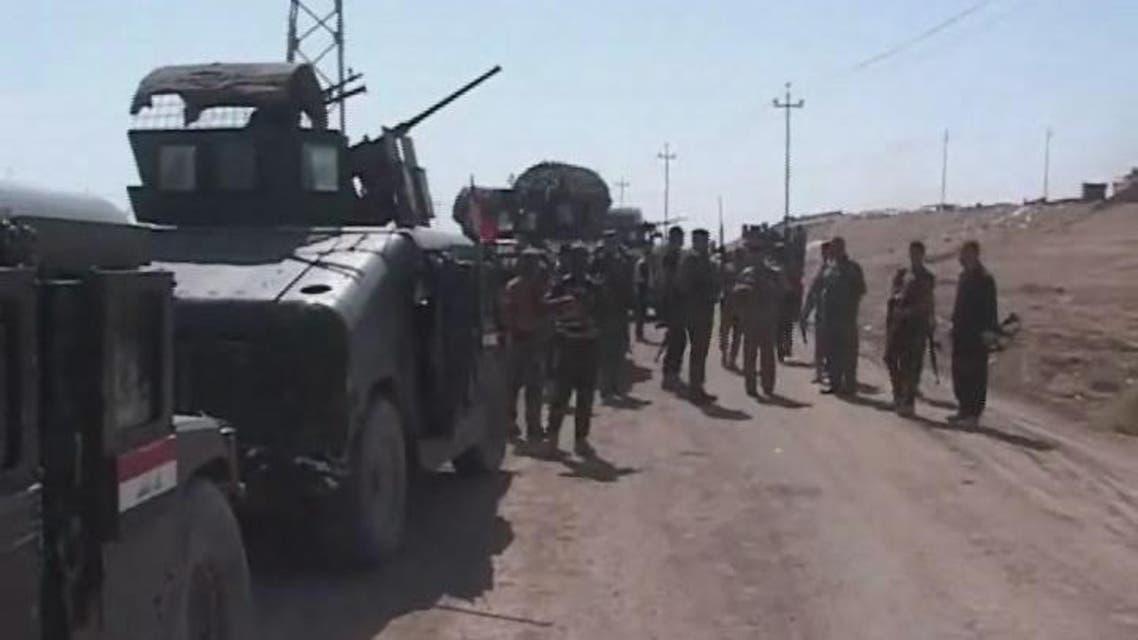 THUMBNAIL_ جنود عراقيون: تكبدنا خسائر فادحة بمعسكر الصقلاوية