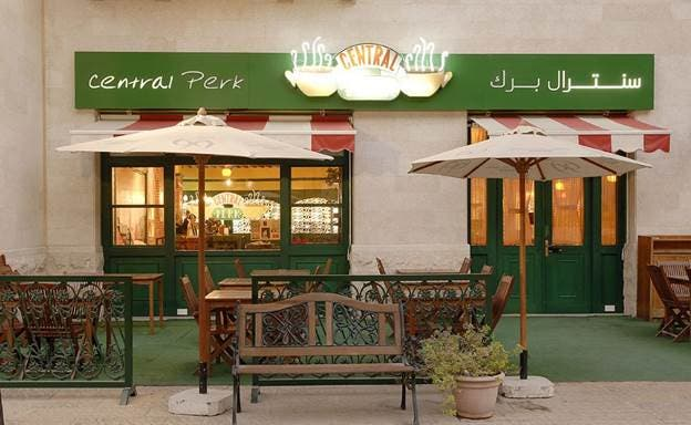 The show was so popular that in 2006, the Middle East's first Central Perk opened its doors in Dubai. (photo courtesy: menu.ae)