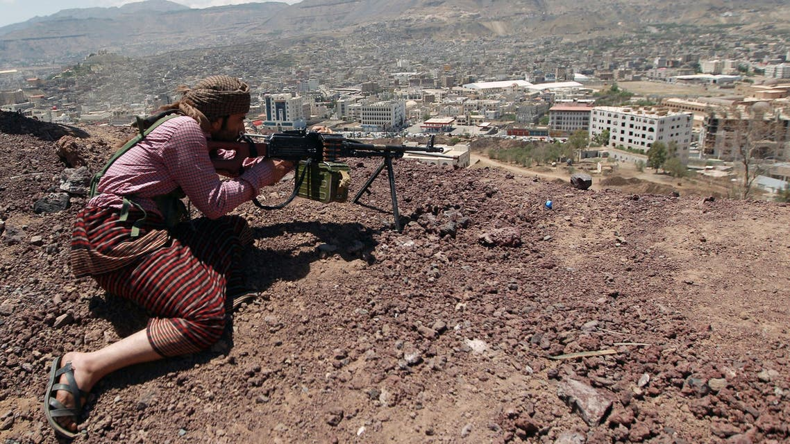 Houthi rebel Sanaa AFP