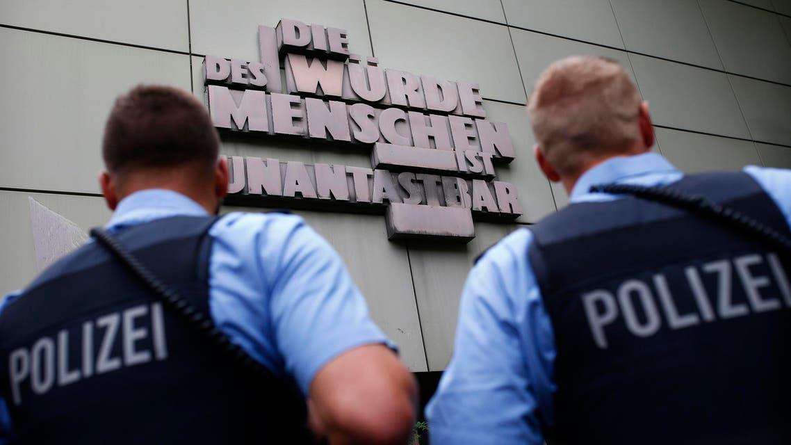 German police Reuters